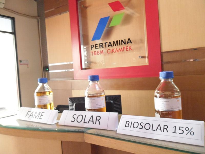 Hasil gambar untuk perbedaan solar dan biosolar