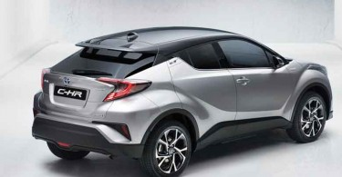 Toyota-C-HR-release-date